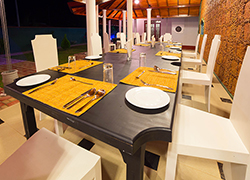 Villa 4 U - Outside Dining